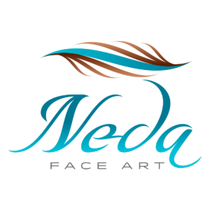 Neda Face Art